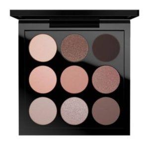MAC Eyeshadow Palette X 9 - Dusky Rose